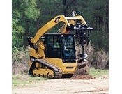 Cat 259B Series 3 Compact Track Loader - Heavy equipments rental