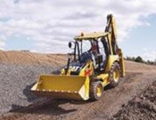 Cat 422E Backhoe Loader