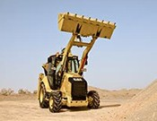 Cat 422F Backhoe Loader