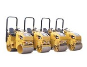 Cat CB14 Utility Roller - Heavy equipments rental
