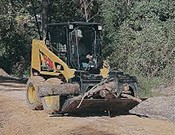 Cat 216 Skid Steer Loader