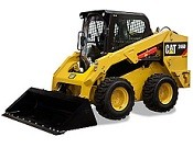 Cat 246 Skid Steer Loader