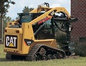 Cat 247B Series 2 Multi Terrain Loader - Heavy equipments rental
