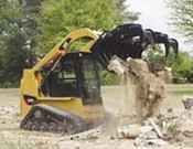 Cat 247B Series 3 Multi Terrain Loader - Heavy equipments rental