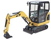 Cat 301.6C Hydraulic Excavator - Heavy equipments rental