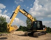Cat 312D/D L Series 2 Hydraulic Excavators - Heavy equipments rental