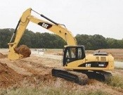 Cat 320D Hydraulic Excavator - Heavy equipments rental