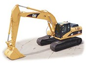 Cat 329D Hydraulic Excavators - Heavy equipments rental