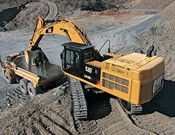 Cat 349D Hydraulic Excavator - Heavy equipments rental