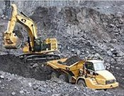Cat 374D Hydraulic Excavator - Heavy equipments rental