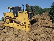 Cat D8R Track-Type Tractors - Heavy equipments rental