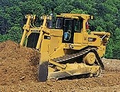 Cat D9R Track-Type Tractor - Heavy equipments rental