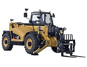 Cat TH417 Telehandler