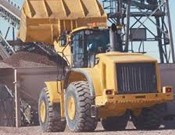 Cat 980H Wheel Loader - Heavy equipments rental