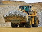 Cat 988H Wheel Loader - Heavy equipments rental