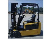 Cat, EP18 Straight Mast Forklift - Heavy equipments rental